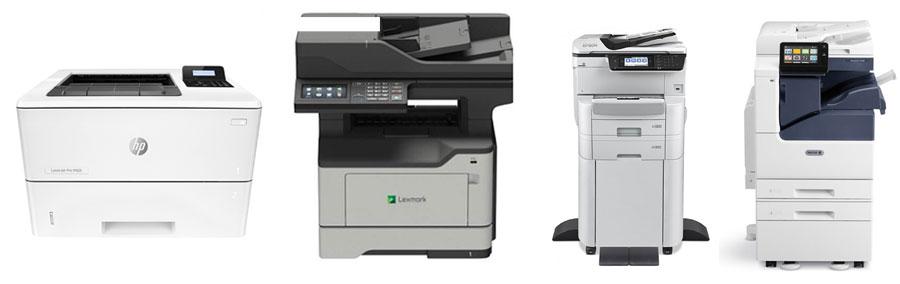 renting o pago por uso en impresoras